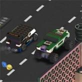 LEGO Crosstown Craze game