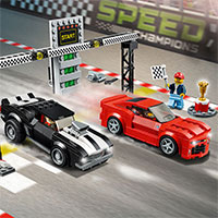 Lego Speed Champions game