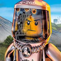 Lego Volcano Interactive game