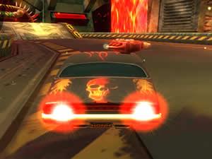 Lethal Brutal Racing game