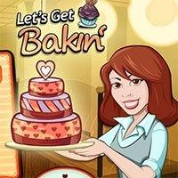 Lets Get Bakin game