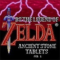 Legend of Zelda: Ancient Stone Tablets game