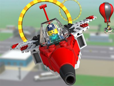Lego City: Airport game