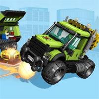 Lego City: Volcano Explorers game