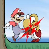 Mario Combat Deluxe game