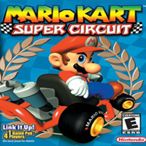 Mario Kart – Super Circuit game