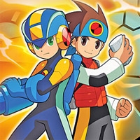 Mega Man Battle Network 6 game