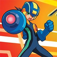 Mega Man Battle Network game