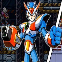 Mega Man X3 game