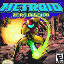 Metroid: Zero Mission game