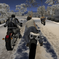 Moto Hill Racer game