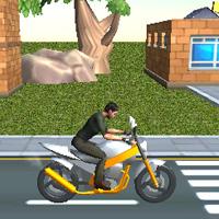 Moto Sport Bike Racing 3D game