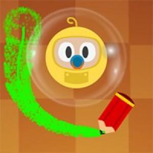 Magic Pencil game