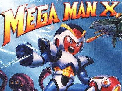 Mega Man X game