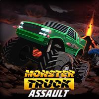 Monster Truck Assault game