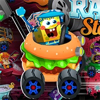 Nick Racing Stars game