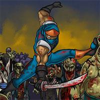Ninja vs Zombies 2 game