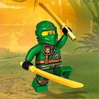 Lego Ninjago Possession game