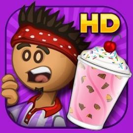 Papa's Freezeria game