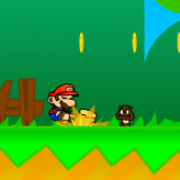 Paper Mario World game