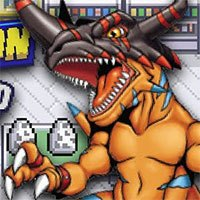 Pokemon Digimon FireRed game