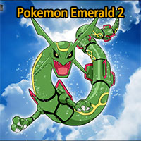 Pokemon Emerald 2 game