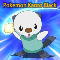 Pokemon Kanto Black game
