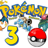 Pokemon Tower Defense 3 game