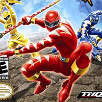 Power Rangers: Dino Thunder game