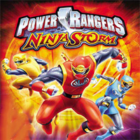 Power Rangers: Ninja Storm game