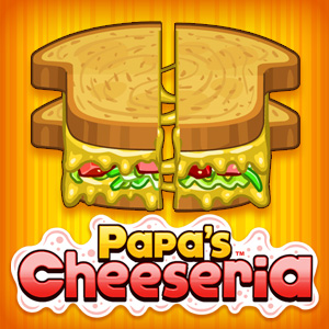 Papa's Cheeseria game