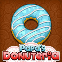 Papa's Donuteria game