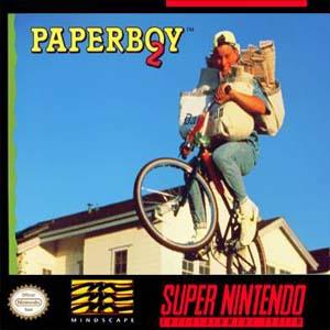 Paperboy 2 game