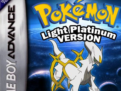 Pokemon – Light Platinum