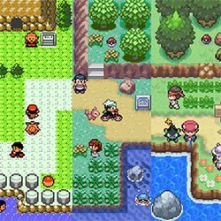 Pokemon X & Y game