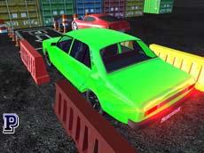 Port Car Parking game