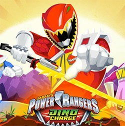 Power Rangers: Dino Charge game