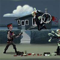 Ragdoll Zombie Slayer game