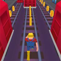 Real Metro Jump game