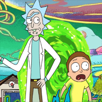 Rick and Morty Dress Up game
