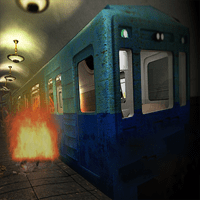 Risk Subway Escape game