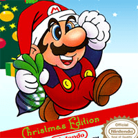 SMW: Christmas Edition game