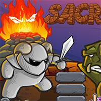 Sacrifire game