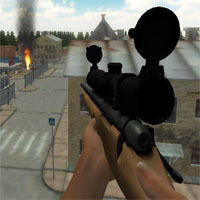 Sniper Assassin Zombie Shooter game