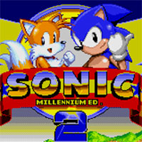 Sonic 2 Millennium Edition game