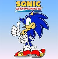 Sonic Advance Online game