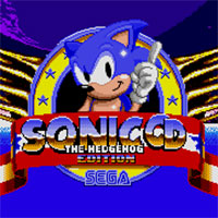 Sonic CD Edition game