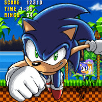 Sonic Frenzy game
