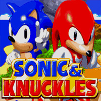 Sonic & Knuckles game