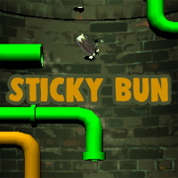 Sticky Bun Crazy Games